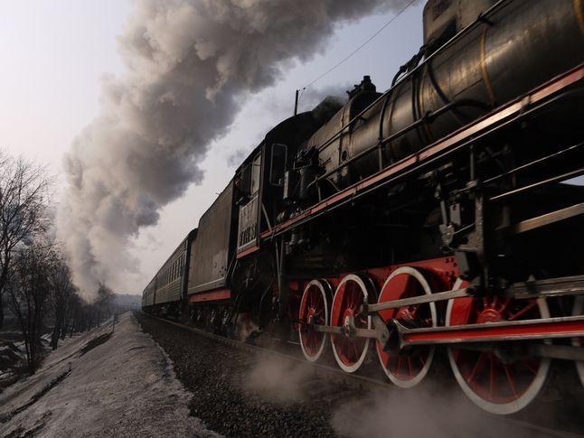 Soviet Class Er locomotive