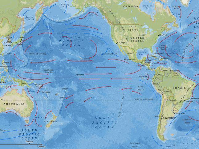 MapMaker Interactive: Ocean Surface Currents