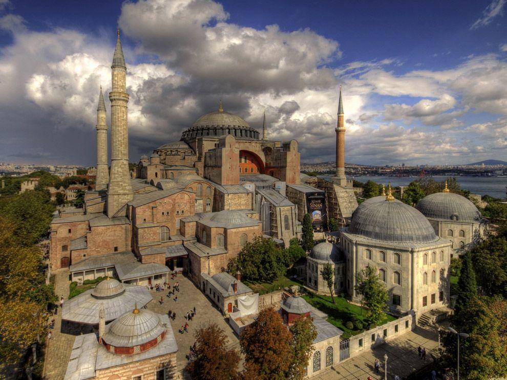 Hagia Sophia | National Geographic Society