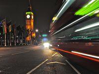 Photo: Big Ben at night