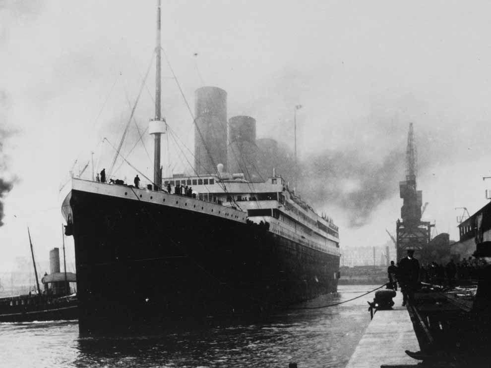 The R M S Titanic