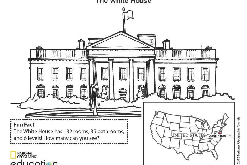 Famous Places and Landmarks Coloring Pages | 533x800