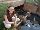 Wastewater Engineer: Dr. Ashley Murray