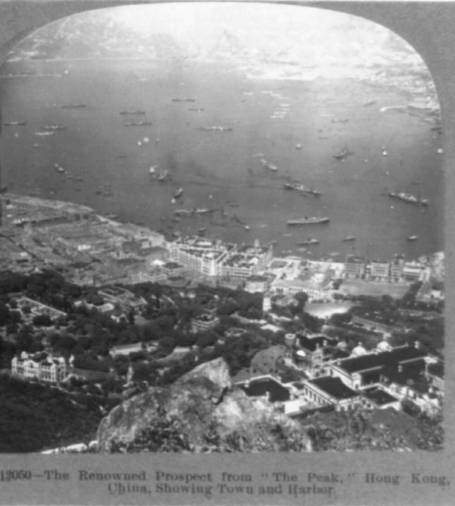 Kowloon Bay, 1906