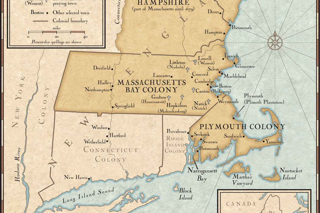 compare and contrast massachusetts bay colony and plymouth colony