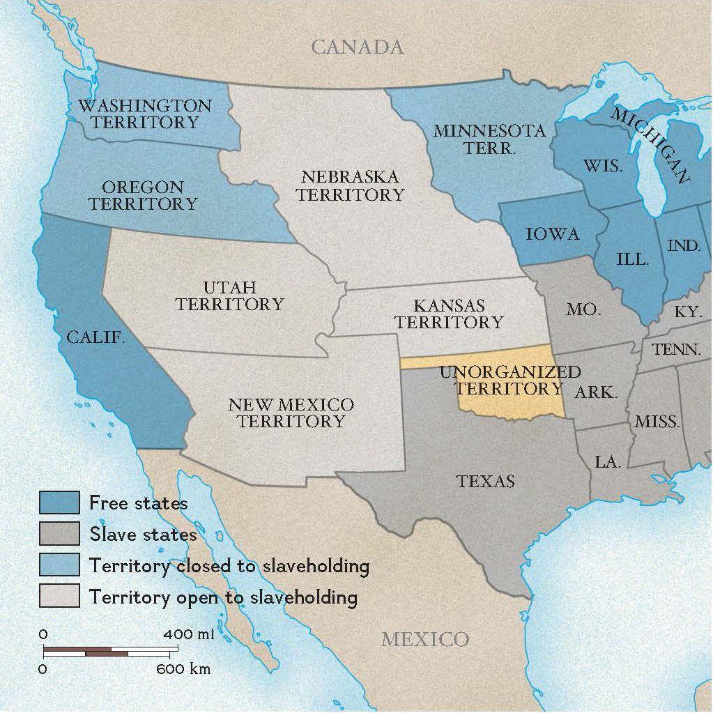 Kansas-Nebraska Act | National Geographic Society