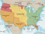 Gadsden Purchase Establishes US-Mexico Border