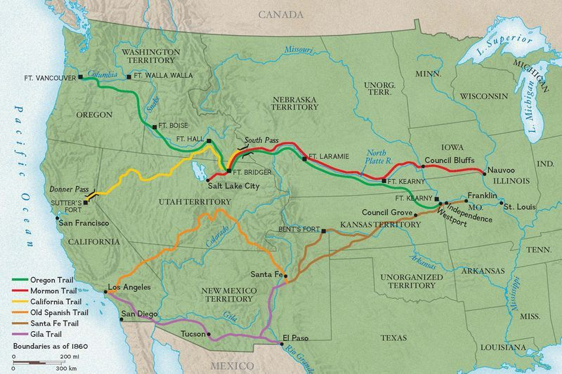 Westward Expansion | National Geographic Society