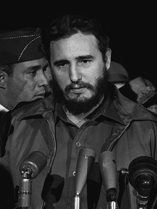 Fidel Castro, 1959 | National Geographic Society