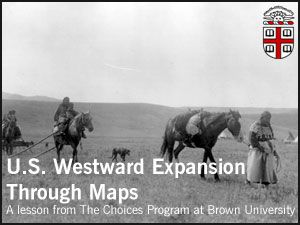 Westward Expansion Through Maps