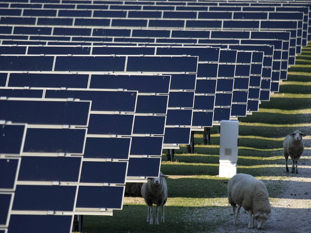 Solar Energy And Diversifying Energy Resources National Geographic