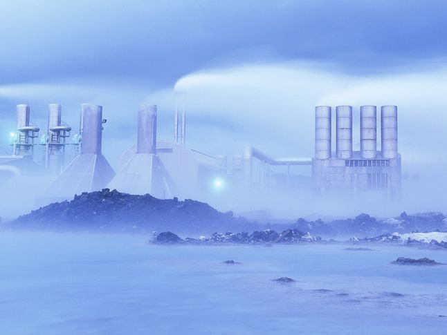 Svartsengi Power Plant