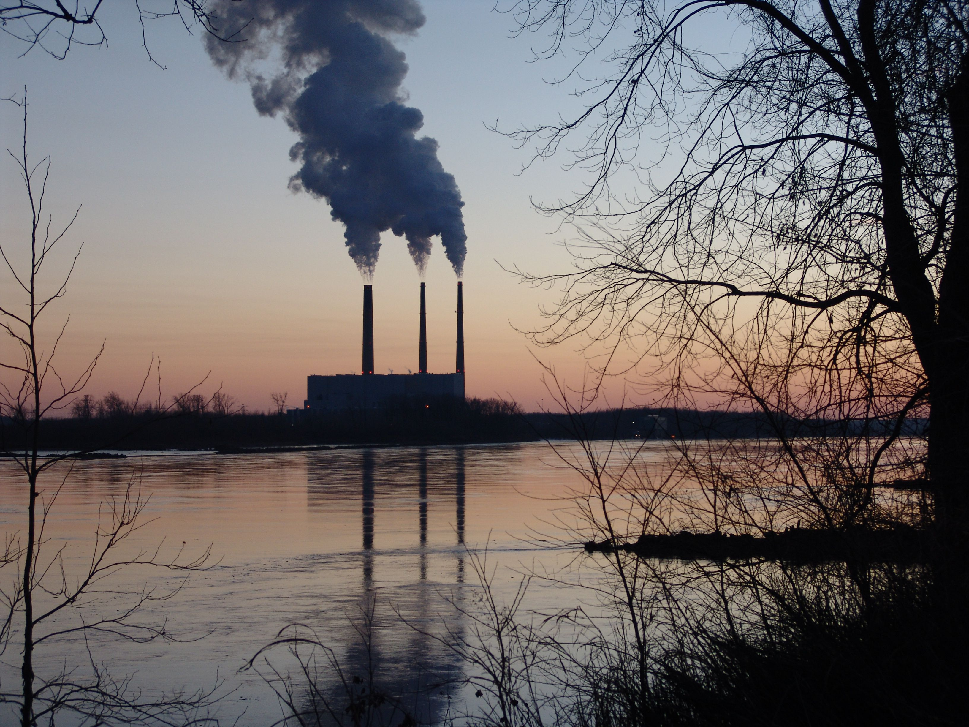 Coal Fired Power Plant National Geographic Society