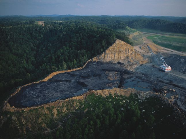 Mountain Top Coal Mining