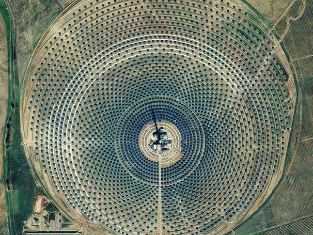 Seville Solar Array