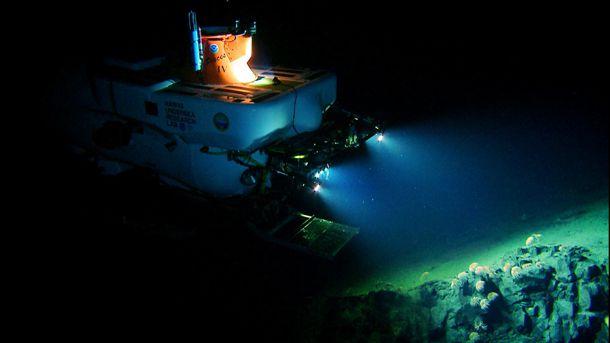 Exploration Into the Alien Deep