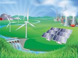 The Right Balance: Mixing Energy Resources