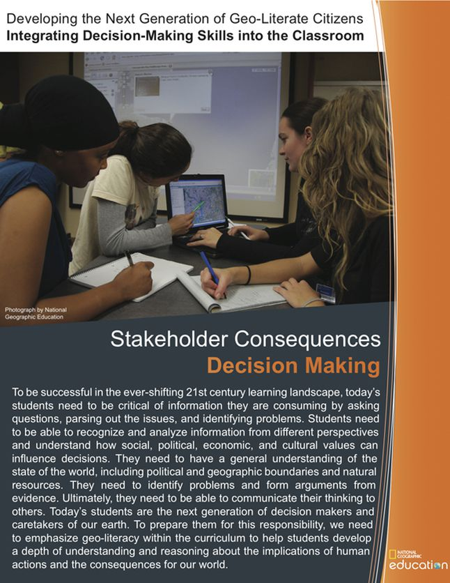 Stakeholder Consequences Decision Making