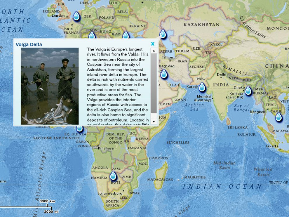 Creating a Geotour with MapMaker Interactive | National Geographic ...