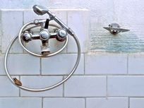 Picture of a shower.