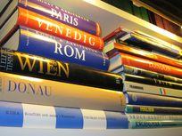 Picture of books.