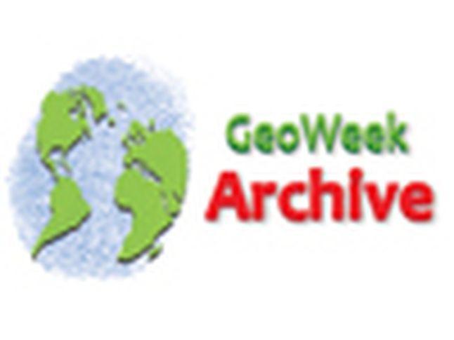 GeoWeek Archive Image