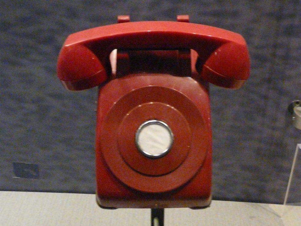 Telefono rosso red telephone - 2 6