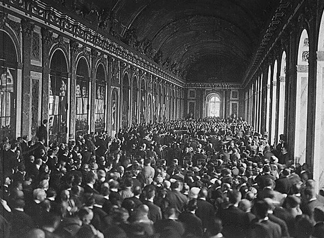 Image result for treaty of versailles