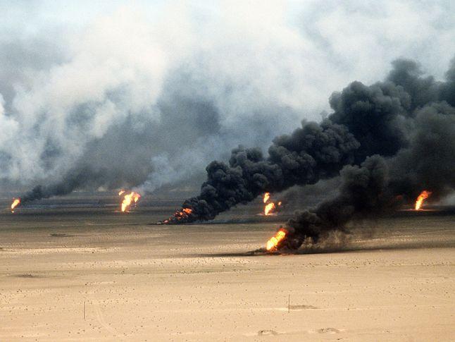 Kuwait Oil Fires