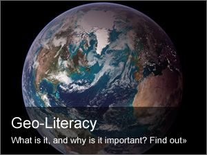 Geo-literacy