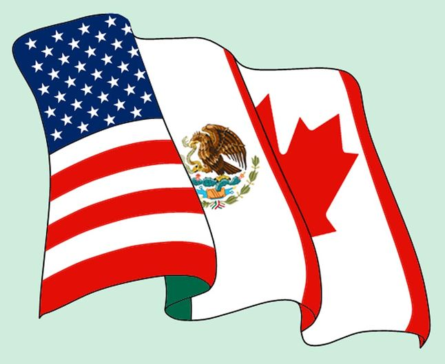 Nafta Signed Into Law National Geographic Society
