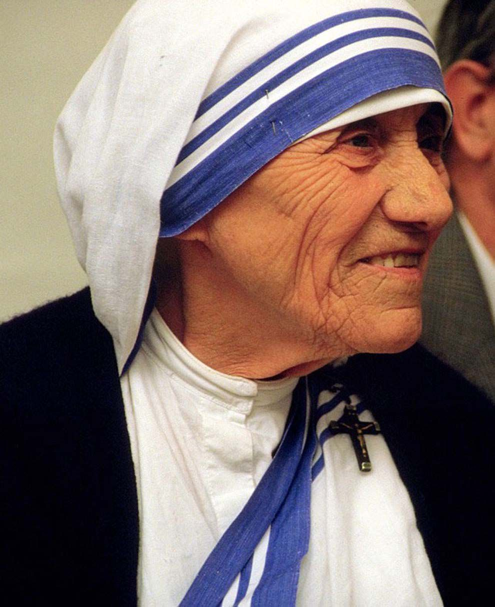 Mother Teresa Dies National Geographic Society