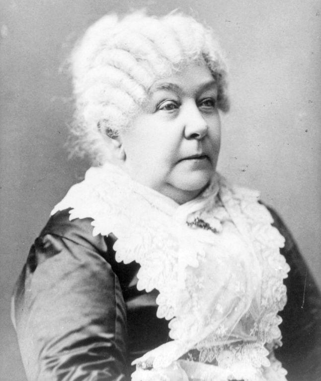 Happy Birthday Elizabeth Cady Stanton National