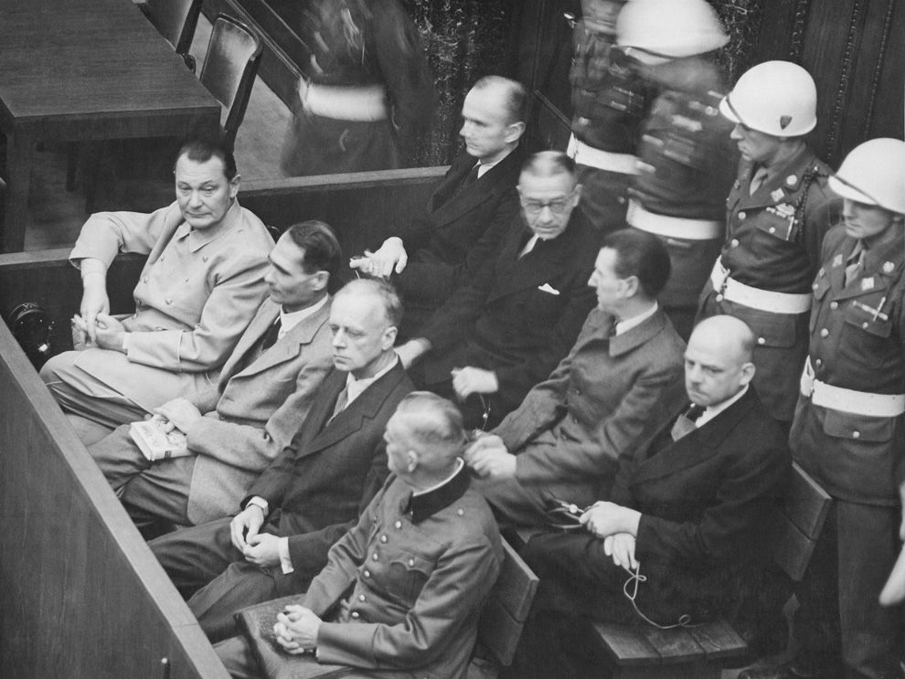 nuremberg trials article