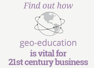 Geo Education Vital for Business