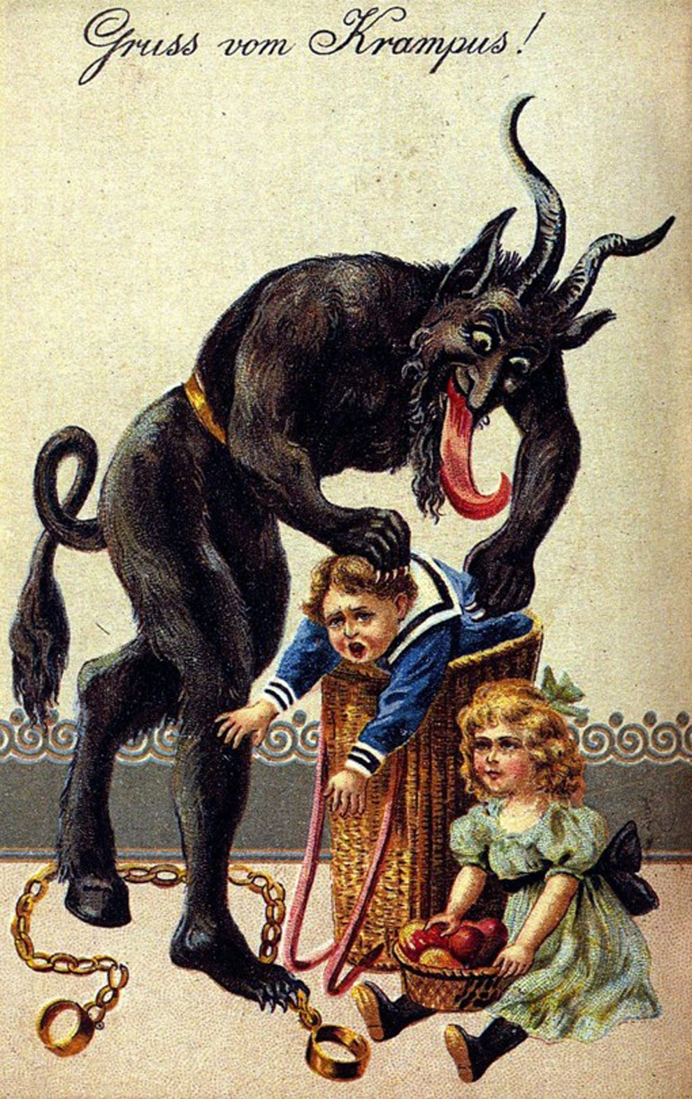 Image result for krampus