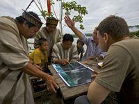 Photo: Ashaninka Tribesmen
