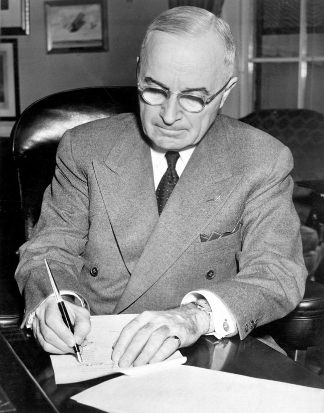 impact of truman doctrine