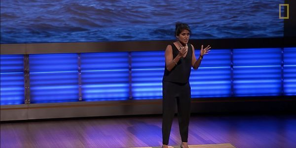 Image of Asha de Vos Nat Geo Live