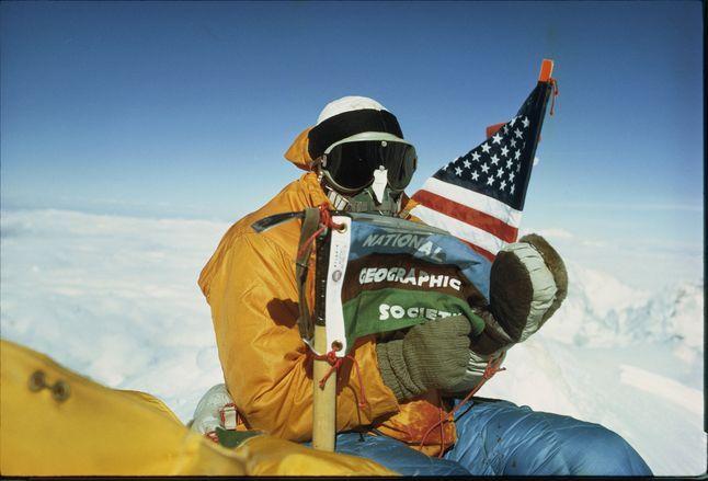 Summiter James Whittaker