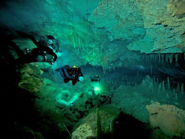 Blue Holes: Being an Explorer