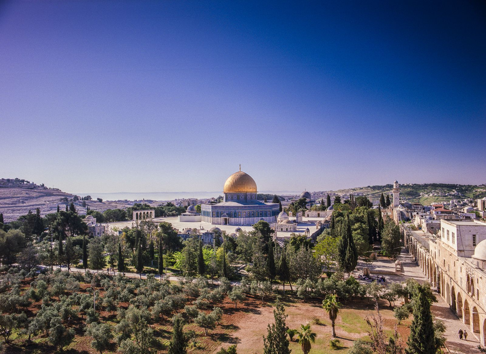 Jerusalem 3-D - National Geographic Museum 2018-01-17 17:45