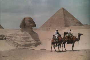Into the Archive:Secrets Egypt