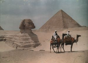 Into the Archive: Secrets of Egypt