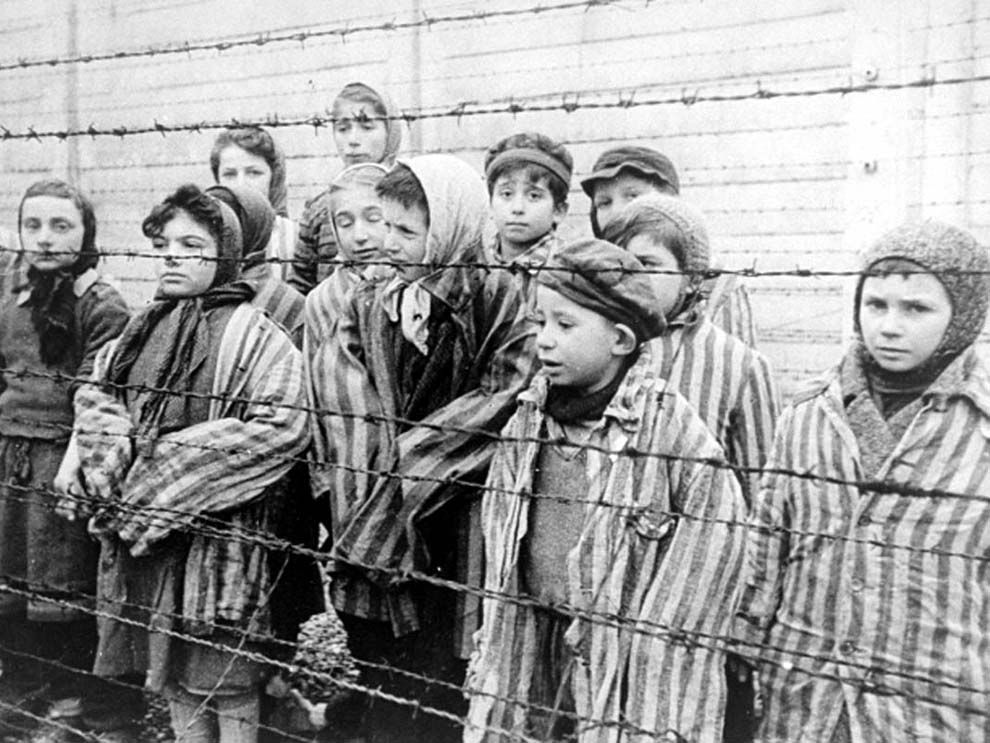 international holocaust remembrance day national geographic society