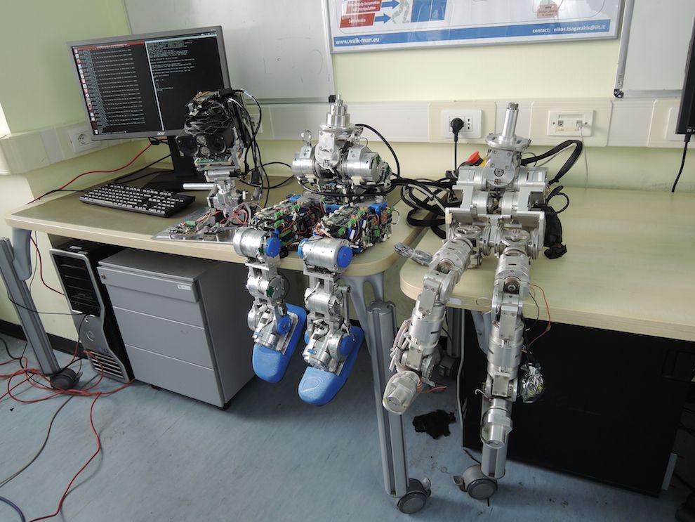ROBOTS 3D Education