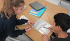 Susan Michal's fourth grade students in Silver Spring, MD learned about ecology and photography based onJen Guyton's work in Gorongosa National Park.