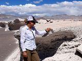 Stephanie Grocke, Volcanologist