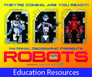 ROBOTS 3D Education