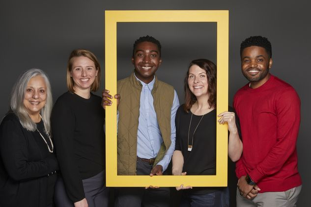 Picture of the 2020 National Geographic Education fellows